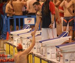 Campeonato Open Master Natación Madrid 2011