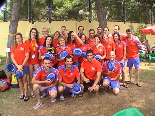 Cpto. España Master de Natación