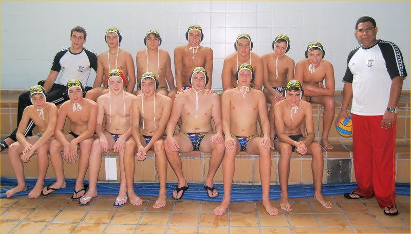 equipo waterpolo brains master madrid masculino