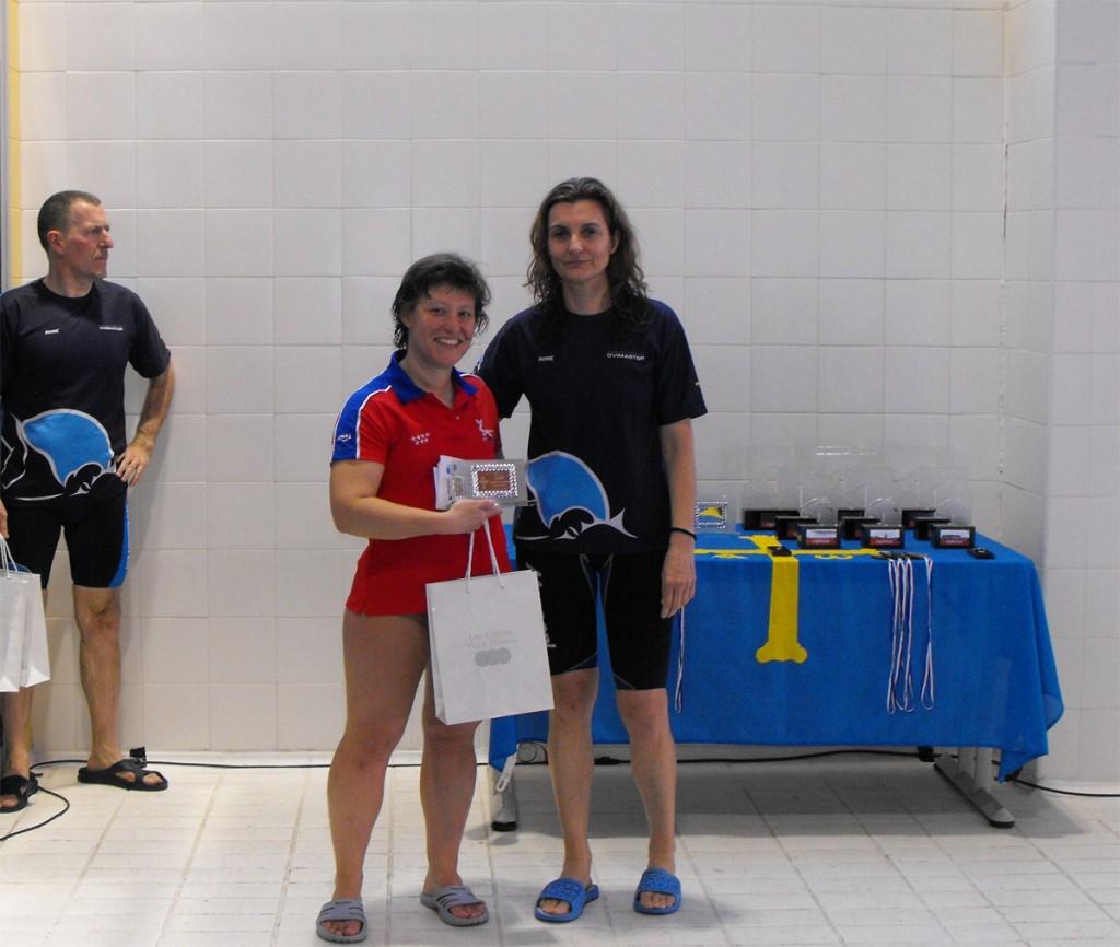 Trofeo Natación Master Ovimaster 2013