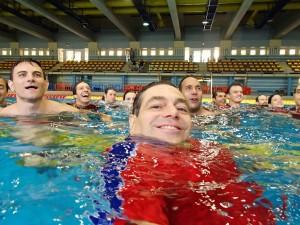 Nadadores Master Madrid