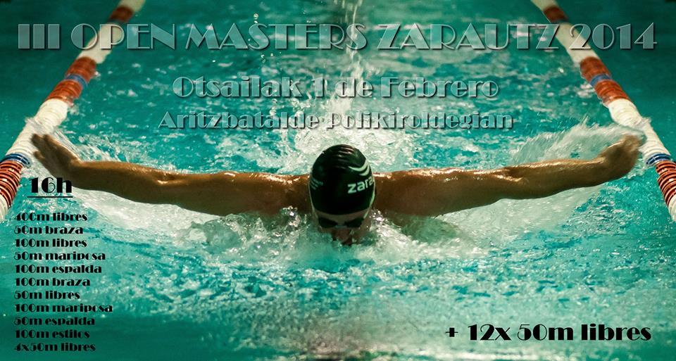 IV Trofeo Open Master de Zarautz