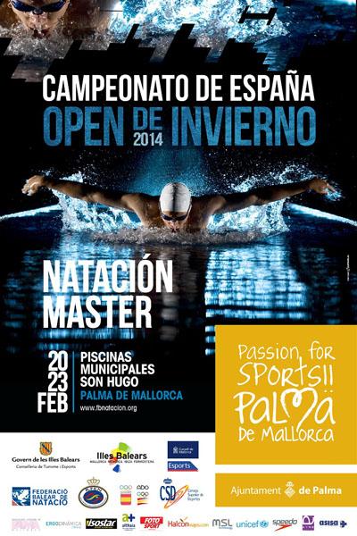Campeonato de España Master de Natación - Palma de Mallorca