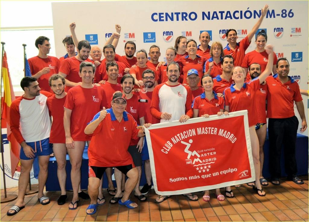 Open Master Madrid de Natación