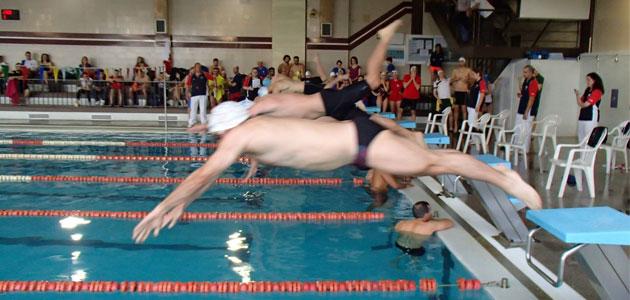 natacion master madrid