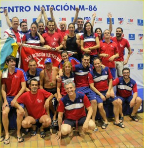 Open Master Natación Madrid