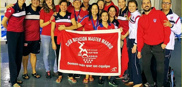 club master madrid - campeonatos malaga